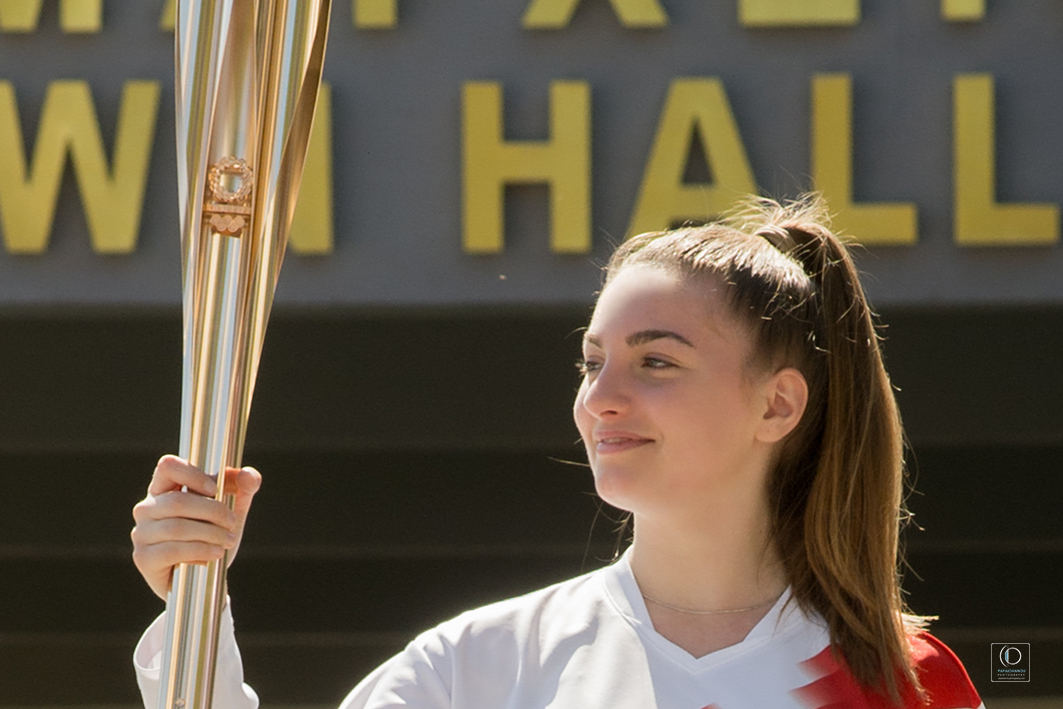 A. Olympia Olympic Flame TOKYO 2020