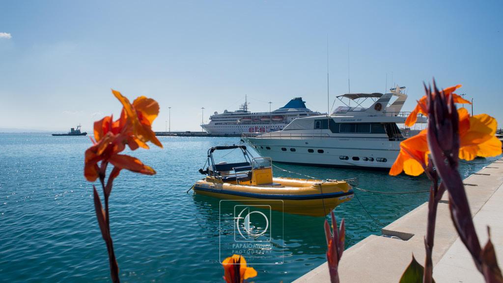 Katakolo | harbor